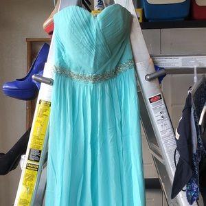Problem dress